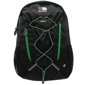 Рюкзак Karrimor Urban 30  чорний/зелений