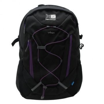Рюкзак Karrimor Urban 30  чорний/фіолетовий