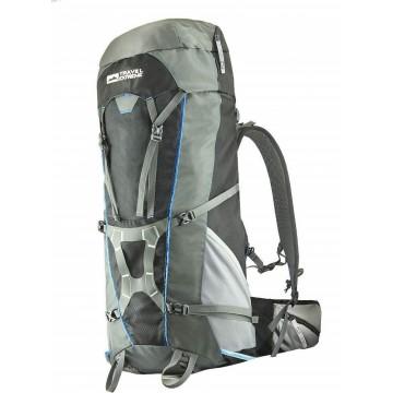 Рюкзак Travel Extreme Spur 42 черный/синий