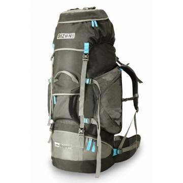 Рюкзак Travel Extreme Bizon 100  чорний/голубий