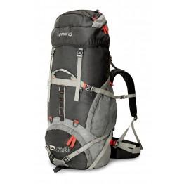 Рюкзак Travel Extreme Denali 85  чорний/червоний