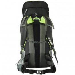 Рюкзак Travel Extreme Spur 42 черный/зеленый