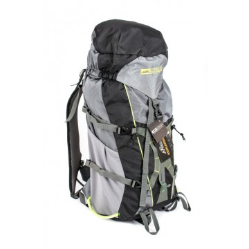 Рюкзак Travel Extreme Spur 42 черный / зеленый