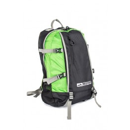 Рюкзак Travel Extreme Time 23  чорний/зелений