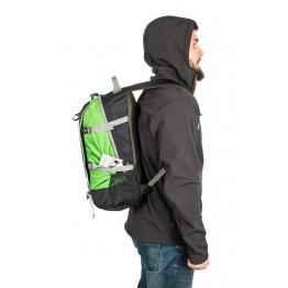 Рюкзак Travel Extreme Time 23 чорний зелений