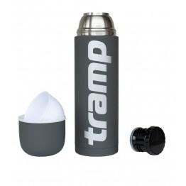Термос Tramp Soft Touch TRC-110 1.2 л сірий