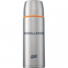 Термос Esbit ISO1000ML Logo Highlander сталевий
