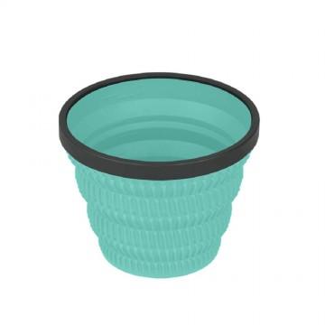 Чашка Sea To Summit X-Mug Cool Grip бирюзовая
