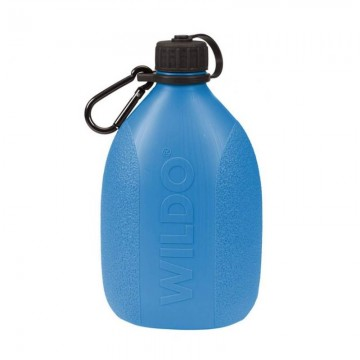 Фляга WILDO Hiker Bottle Light Blue светло-синяя