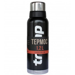 Термос Tramp Expedition Line TRC-028 1,2 л черный