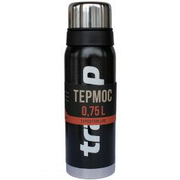 Термос Tramp Expedition Line TRC-031 0,75 л черный