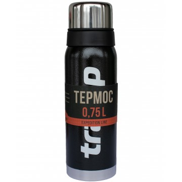 Термос Tramp Expedition Line TRC-031 0,75 л чорний