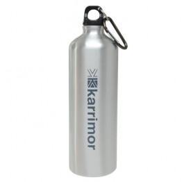 Фляга алюминиевая Karrimor 1 литр серая