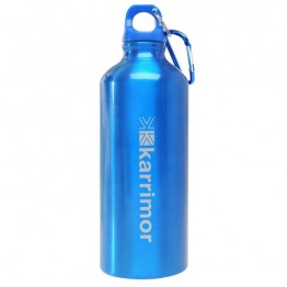 Фляга алюминиевая Karrimor 0,6 литра синяя