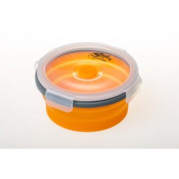 Контейнер складний Tramp TRC-087 800 мл помаранчевий