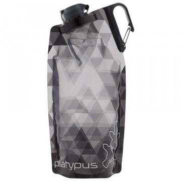 Фляга пластикова Platypus DuoLock 0.75L сіра