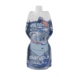Фляга пластиковая Platypus SoftBottle Closure Cap 1L Arroyo Red
