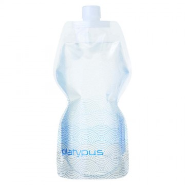 Фляга пластиковая Platypus SoftBottle Closure Cap 1L Waves
