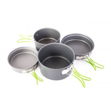 Набір посуду Karrimor 2 Person Cook Set