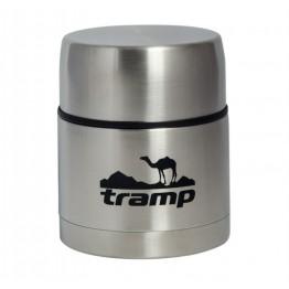 Термос широке горло Tramp 0,5 л  сталевий