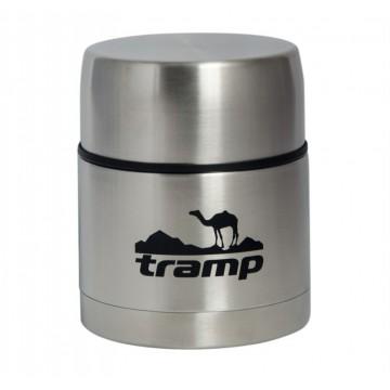 Термос для еды Tramp 0,5 л стальной