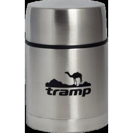 Термос широке горло Tramp 0,7 л  сталевий