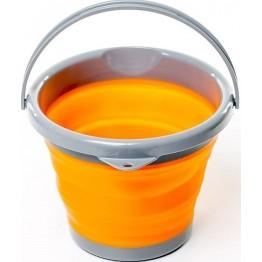 Відро складне силіконове Tramp TRC-092 5л помаранчеве