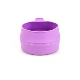 Чашка WILDO FOLD-A-CUP фиолетовая