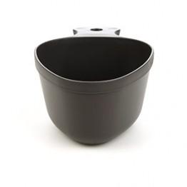 Чашка-миска WILDO KASA ARMY темно-серая
