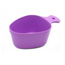 Чашка-миска WILDO KASA ARMY фиолетовая