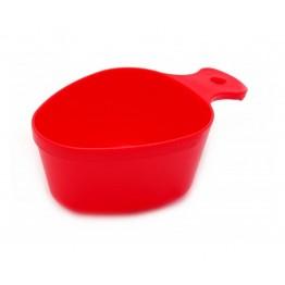 Чашка-миска WILDO KASA ARMY красная