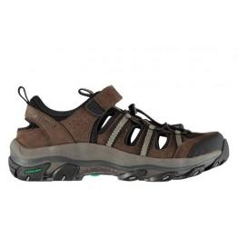 Сандалии-кроссовки Karrimor K2 Leather мужские коричневые