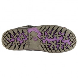 Ботинки Karrimor Ottawa женские коричневые