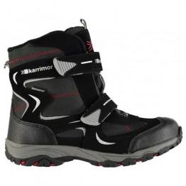 Ботинки Karrimor Mount Waterproof детские черные
