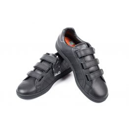 Кроссовки Lonsdale Leyton мужские black