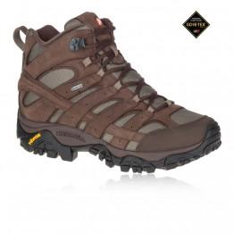 Ботинки Merrell Moab 2 Mid GTX мужские коричневые