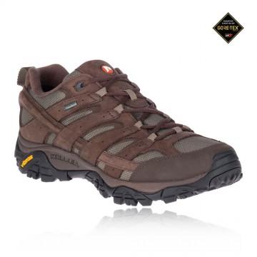 Кроссовки Merrell Moab 2 GTX мужские коричневые