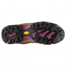 Ботинки Karrimor Kinder женские коричневые