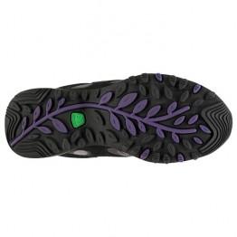 Кроссовки Karrimor Ridge женские charcoal/purple
