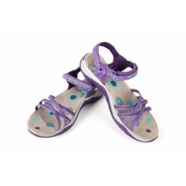 Сандалии Karrimor Martini фиолетовые женские
