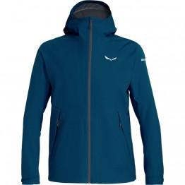 Куртка Salewa Puez 2 GTX 2L мужская темно-синя