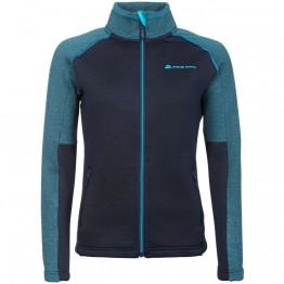 Фліс Alpine Pro Pima жіночий синій