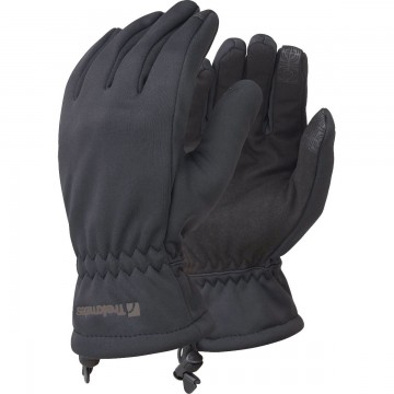 Рукавиці Trekmates Rigg Windstopper Glove чорний