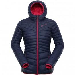 Куртка Alpine Pro Munsra 5 жіноча синя