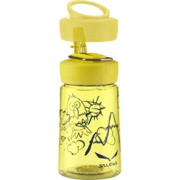 Фляга Salewa Runner Kids Bottle 0,35 л желтая