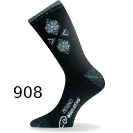 Шкарпетки Lasting SCK чорні