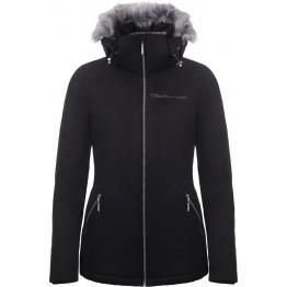 Куртка Alpine Pro Memka 3 жіноча чорна