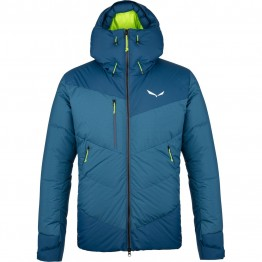 "Куртка Salewa Ortles ""Heavy""2 Powertex/Down Mns Jacket чоловіча синя"