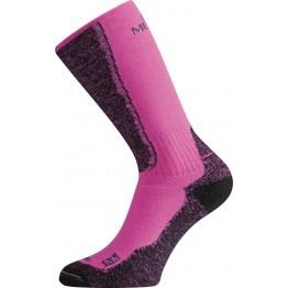 Носки Lasting WSM розовые