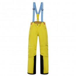 Штани Alpine Pro Anapa 2 жіночі жовті
